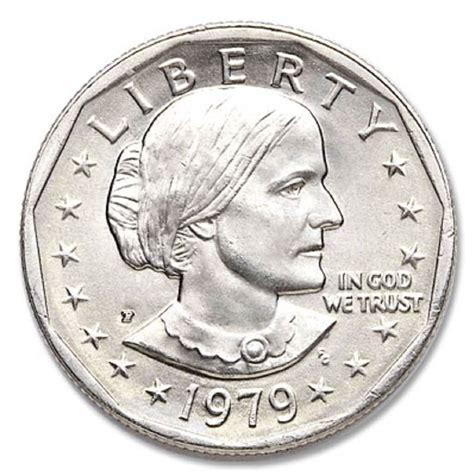 Susan B Anthony Dollars 1979 1981 1999 Mintage Coin | 1979 p susan b anthony dollar us mint coin quot brilliant