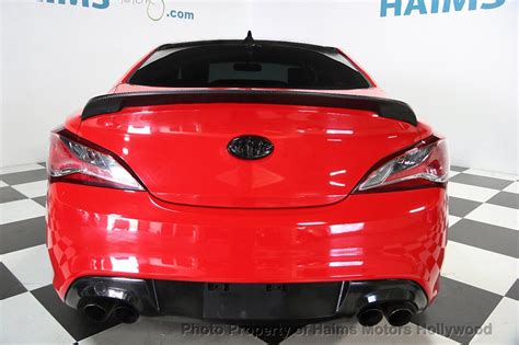 genesis coupe automatic 2013 used hyundai genesis coupe 2dr i4 2 0t automatic