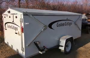 Cedar Cabin Floor Plans custom cottages inc mobile shelter design for ice