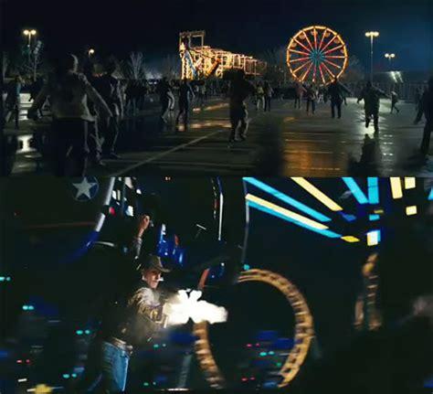theme park zombieland it vs the violator battles comic vine