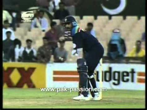 india vs pakistan 1992 world cup part 3 youtube