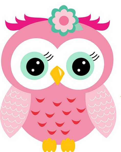 free printable cute owl pictures pink owl sweet 16 free printable boxes and free party