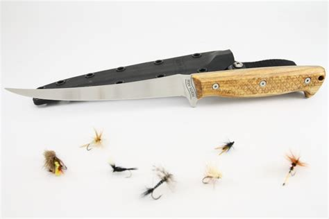 6 inch fillet knife kermode 6 inch fillet knife with kydex sheath arm
