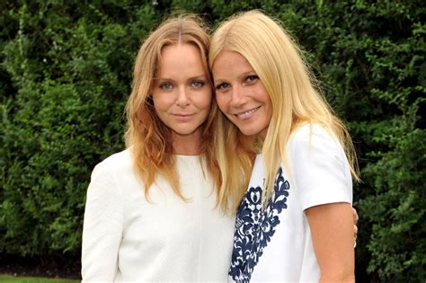 Handbag Report Here She Goes Again Stella Mccartney To Design For Lesportsac Second City Style Fashion by Gwyneth Paltrow And Stella Mccartney S Fashion Line Is