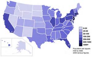 population density map of the united states why doesn t the united states universal health care