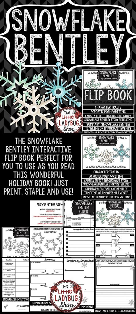 snowflake bentley book the 25 best snowflake bentley ideas on pinterest how