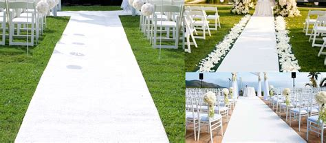 Wedding Aisle Carpet by White Wedding Carpet Runner Carpet Vidalondon