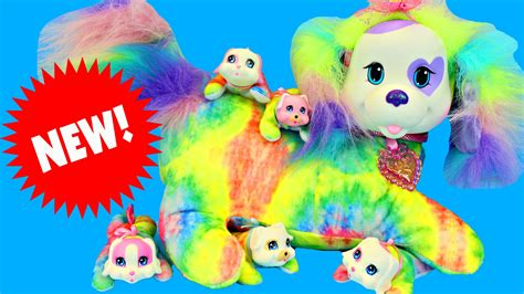 puppy suprise new puppy 2015 toys and cat with review by