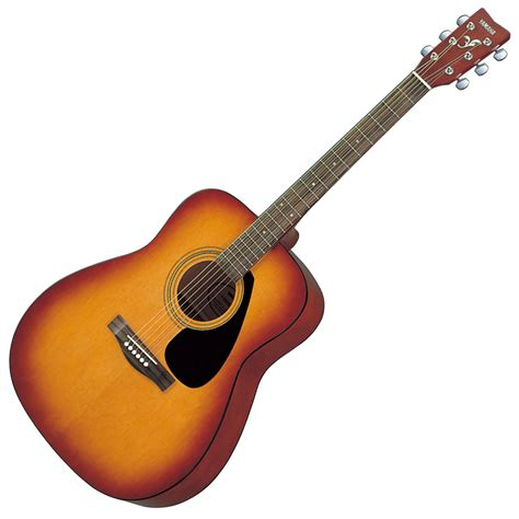 Gitar Yamaha F310 yamaha f310 acoustic guitar tobacco brown sunburst at gear4music