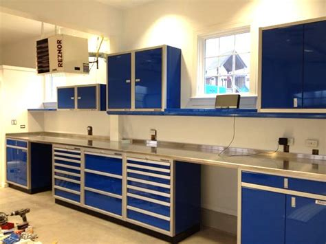 House Plans With Basements Aluminum Cabinets For Garage Storage And Organization