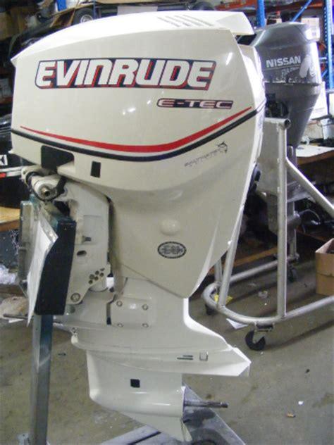 2007 evinrude johnson 115 hp 25 shaft outboard engine