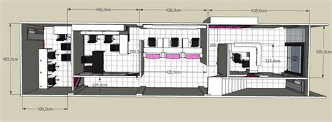 layout kantor bank desain interior kantor tupperware di balikpapan