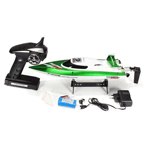 high speed rc racing boat ft009 2 4g 4ch remote control high speed rc racing boat