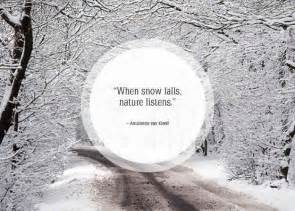 community 25 beautiful quotes about snow i