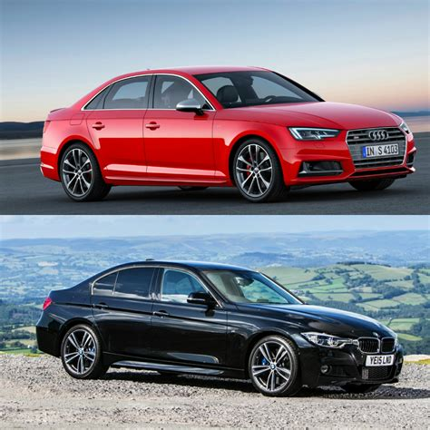 340i Vs S4 by Photo Spec Comparison Bmw 340i Vs Audi S4