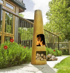 want to buy a chiminea pit or ethanol fireplace