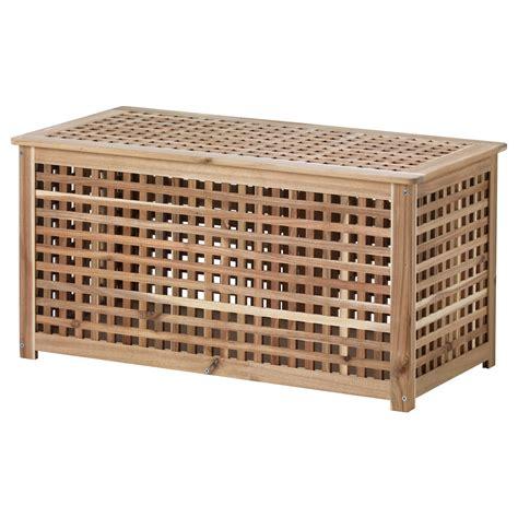 Storage Tables by Hol Storage Table Acacia 98x50 Cm