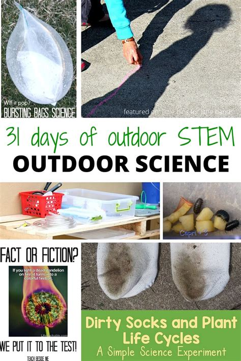 backyard science games outdoor science activities for kids outdoor stem