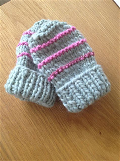 how to knit baby gloves ravelry easy knit baby mittens pattern by marianna mel