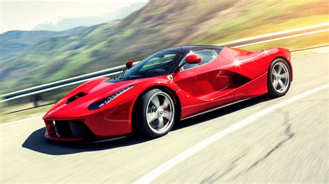 ferrari building ferrari is building one more laferrari to benefit italy s