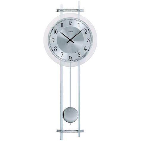 stylish wall clocks ams 7152 stylish modern wall clock