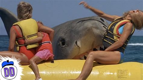 banana boat movie terrible films jaws the revenge 1987 review youtube