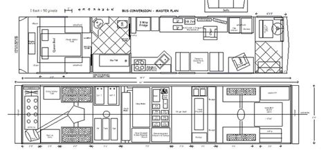 rv bus conversion floor plans skoolie floor plan skoolie rv sle floor plans