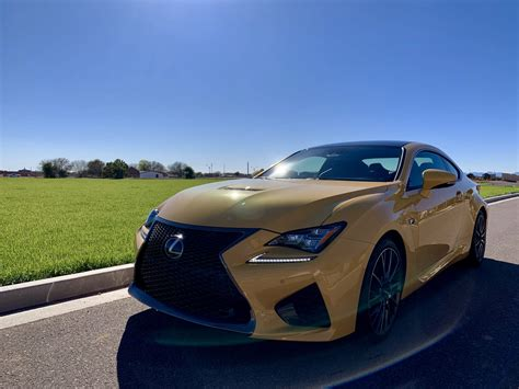 Lexus Rcf 2019 by Stick Shift 2019 Lexus Rcf