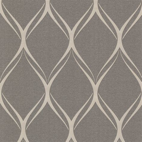 brown geometric pattern gustav brown geometric wallpaper bolt contemporary