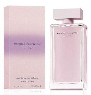 Parfum Trussardi Delicate For Original Reject 1 narciso rodriguez for eau de parfum delicate limited