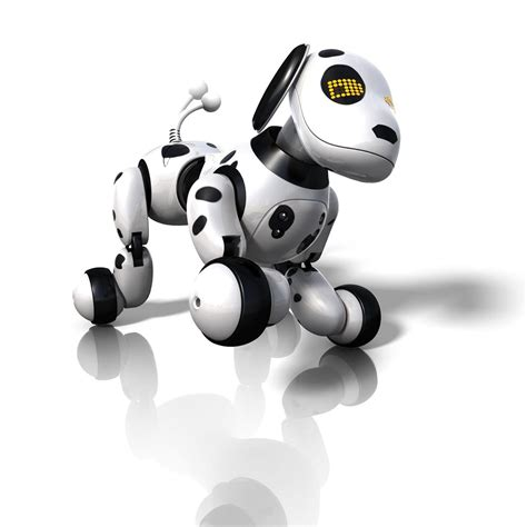 robot puppy zoomer the interactive robotic pet ebay