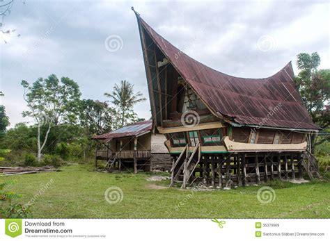 batak house royalty  stock images image
