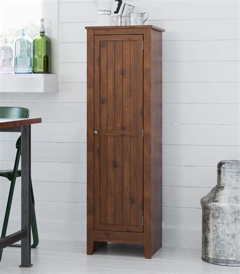 Ameriwood Pantry by Ameriwood Furniture Single Door Storage Pantry Cabinet