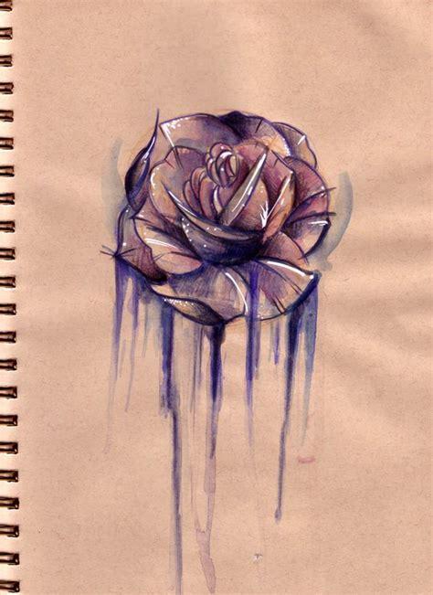 tattoo flower ross rose sketch roses and charlotte ross on pinterest