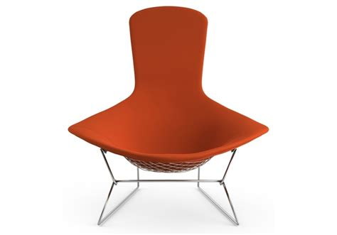 Chaise Bertoia Knoll by Bertoia Bird Chair Knoll Milia Shop