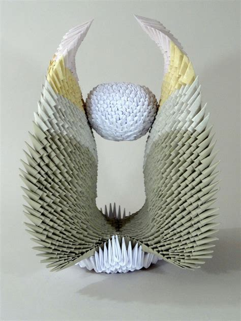 Origami Sculptures - paper sculpture gallery