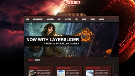 best themes in games top 7 wordpress gaming themes
