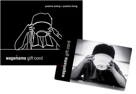 Wagamama Gift Card - win a 163 100 wagamama gift card free prize draws online free stuff