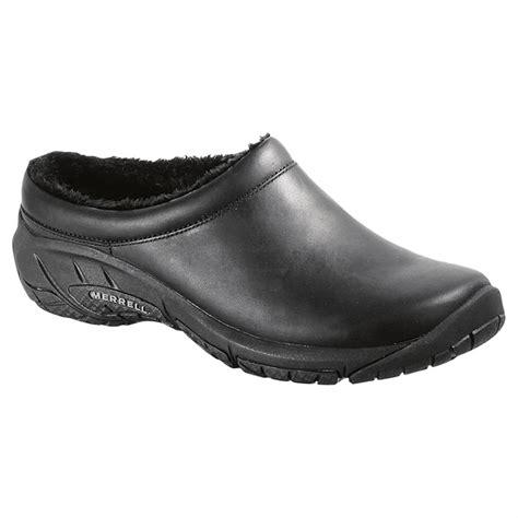s merrell 174 encore slip on shoes