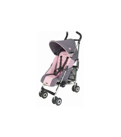 maclaren quest sport stroller 2009 charcoal pink