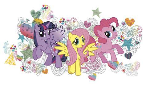 pony wall stickers new my pony wall decals bedroom stickers ponies pink decor ebay