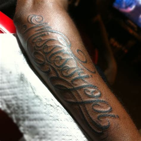 baileys tattoo king remembered in time big k r i t s new quot mississippi