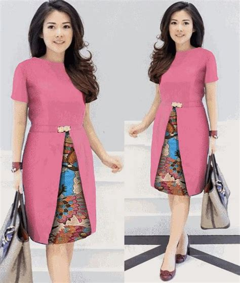 Promo Stk Sarung Tangan Kaki Pink Best Seller jual g md kahitna batik pink baju dress wanita cewe kombi batik kerja kantor kondangan