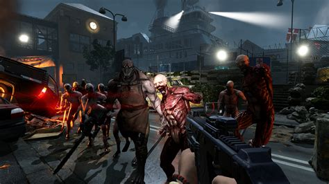 killing floor 2 review zombie killing never looked so good