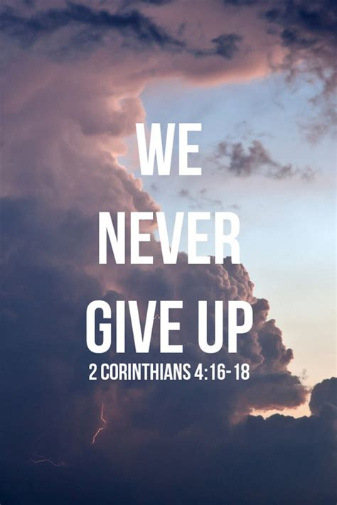 Bible Quotes About Giving Up. QuotesGram