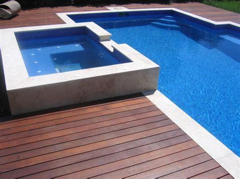 wood pool deck swimming pool deck ideas pool side pinterest