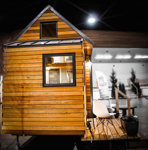 Tiny House Swoon by Kootenay Tiny Home Tiny House Swoon