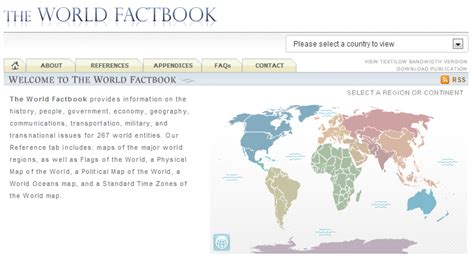 The Cia World Factbook 2014 ncees cia world factbook