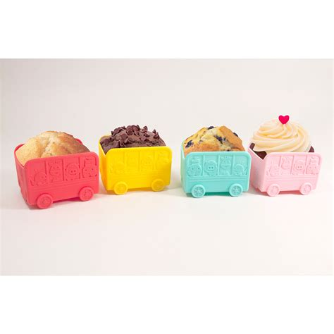 Muffin Cup school muffin cups 4 pack thetot
