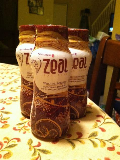 energy drink zeal